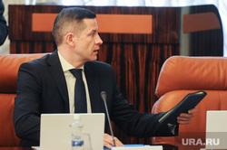 Заседание правительства Челябинской области. Челябинск, ковальчук егор, портрет