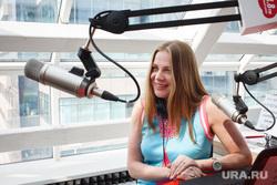 Мария Богута, радиоведущая радиостанции «Серебряный дождь» в Екатеринбурге, богута мария