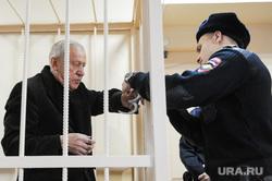 Избрание меры пресечения экс-мэру Евгению Тефтелеву. Челябинск, клетка, решетка, суд, тефтелев евгений, наручники