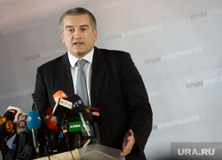 Премьер-министр Крыма Сергей Аксенов, аксенов сергей