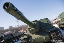 Музей артиллерии. Пермь, военная техника, танк