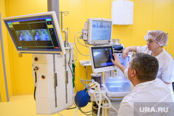Открытие второго корпуса клиники УГМК-Здоровье. Екатеринбург, операционная, медицинское оборудование, больничная палата, хирургическое отделение, больница, частная клиника