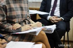 Заседание комиссии по местному самоуправлению. Курган , юбка, дресс код, женские ноги, документы к заседанию, женские колени