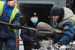 Встреча пекинского поезда до Москвы. Екатеринбург, китаец, медицинская маска, маска на лицо, коронавирус