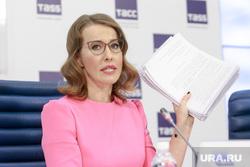 Пресс-конференция Ксении Собчак в ТАСС. Москва, собчак ксения, портрет