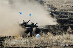 Танковый биатлон. Чебаркульский военный полигон. Челябинская область, военные, оружие, танковый биатлон, т72-3б, армия, танк