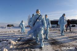 Учения по коронавирусу. Челябинск