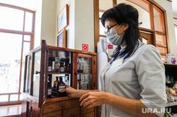 Государственная аптека-музей. Челябинск, аптека, грипп, фармацевт, музей, орви, медицинская маска, карантин