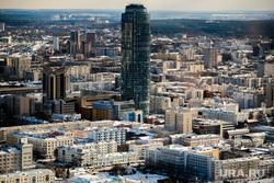 Многофункциональный комплекс «Башня Исеть». Екатеринбург, бц высоцкий