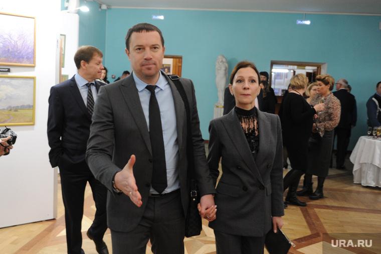 Церемония вручения премии Признание. Челябинск