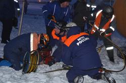 Крушение вертолета на Камчатке