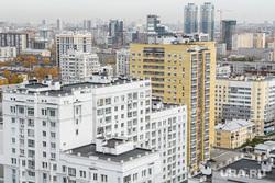 Сквер возле Южного автовокзала. Екатеринбург, жилой дом, новостройка, город екатеринбург