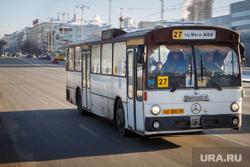 Общественный транспорт Екатеринбурга, мерседес, автобус, общественный транспорт