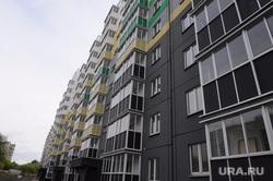 Рабочая поездка Текслера по недостроенным домам. Челябинск, новостройка, недвижимость, необработанные не использовать