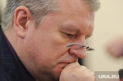 Аппаратное совещание у главы города. Челябинск, портрет, пенсне, смирнов валерий