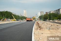 Выездное совещание общественного совета федерального партийного проекта «Безопасные дороги». Екатеринбург, ремонт дороги, новая дорога, новый асфальт