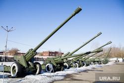 Музей артиллерии. Пермь, военная техника, оружие