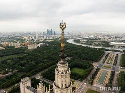 Виды с квадрокоптера. Екатеринбург, шпиль, звезда, город москва, здание мгу, вид сверху, университетская площадь