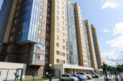 Посещение площадки жилого комплекса «Ньютон» Алексеем Текслером. Челябинск, новостройки, жк ньютон