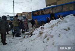 Губернатор Алексей Текслер и мэр Наталья Котова проверяют уборку снега в Челябинске