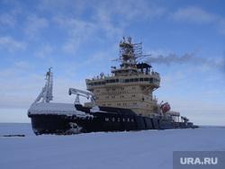 Комиссия ЦИК в Сабетте. Сабетта, арктика, ледокол москва