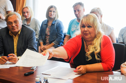 Встреча предпринимателей Челябинска с президентом ассоциации мелкорозничной торговли Владленом Максимовым. Челябинск