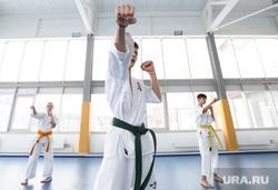 Открытие спорткомплекса Пионер. Сургут, удар, боевые искусства, карате, спортшкола, кунг-фу
