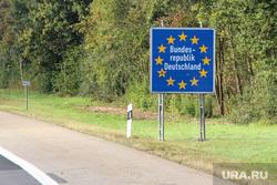 Евросоюз, евросоюз, граница германии