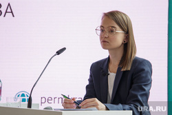 Пресс-конференция губернатора Максима Решетникова. Пермь, левченко дарья