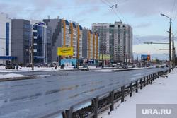 Ремонтные работы на ул. Мальцева. Курган, дорога, заозерный, пр голикова