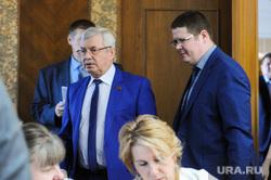 Заседание Законодательного собрания. Челябинск, мякуш владимир, векшин анатолий