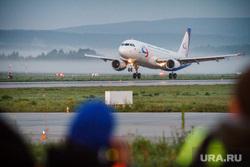 Очередной споттинг в Кольцово. Екатеринбург, самолет, уральские авиалинии