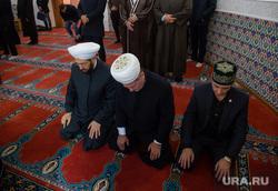Визит в Югру Верховного муфтия Сирии Ахмада Бадр эд-Дин Хассуна, Сургут, тагир хазрат саматов, мусульмане, ислам, молитва, ахмад бадр эд-дин хассун