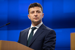 Владимир Зеленский, президент Украины. Сайт президента Украины, зеленский владимир