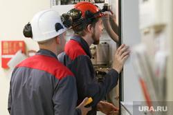 Визит чешских инвесторов на Курганскую ТЭЦ-2. Курган, энергетики