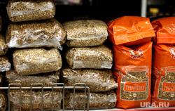Ценники на продукты питания Курган, продукты, гречка, ценник