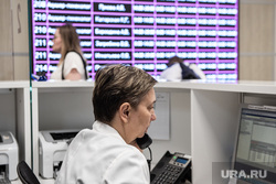Обновленная поликлиника Екатеринбургского клинического перинатального центра. Екатеринбург, приемное отделение, регистратура, поликлиника, медицина, клиника, больница, запись к врачам, городская больница