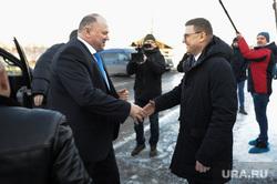 Николай Цуканов с рабочим визитом в городе Карабаше. Челябинская область , текслер алексей, цуканов николай