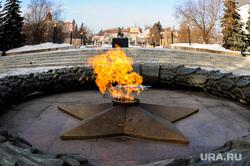 Вечный огонь. Памятник павшим в Великой Отечественной войне. Челябинск, вечный огонь челябинск, мемориал вечный огонь