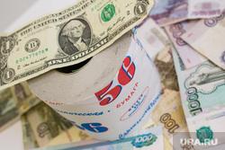 Клипарт по теме Деньги. Ханты-Мансийск , кризис, доллар, рубль, бумага, деньги