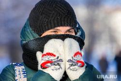Курган морозы , зима, холод, мороз
