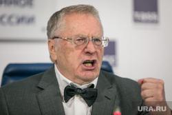 Пресс-конференция ЛДПР в ТАСС. Москва, портрет, жириновский владимир