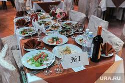 Благотворительный вечер Добрые сердца Родная Челябинск, ресторан, стол1