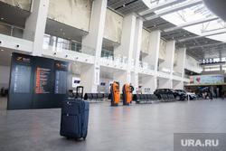 Новый терминал аэропорта Большое Савино. Пермь