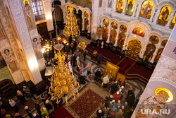 Встреча чудотворной иконы Божией Матери «Всецарица». Екатеринбург, храм на крови, вера, служба, молитва, православные