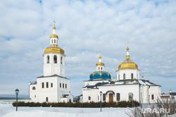Виды города. Тобольск, церковь, абалак, православие, храм в честь иконы божией матери знамение