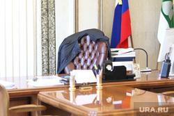 Встреча врио губернатора Шумкова Вадима  с управляющим директором ООО