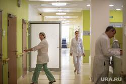 Лазерная энуклеация аденомы предстательной железы. Екатеринбург, УГМК-здоровье, больничный коридор, врачи, больница, доктор