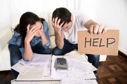 Клипарт depositphotos.com, долги, коллекторы, помогите, нет денег, help