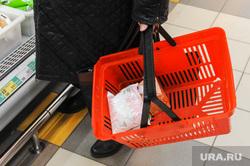 Супермаркет «Магнит». Челябинск, торговля, корзина, продукты, супермаркет магнит, еда, продуктовый магазин, полки магазина